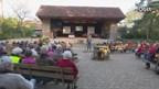 Kerkviering in openluchttheater Losser