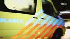 Ongeluk bedrijvenpark Twente in Almelo