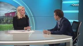 Verslaggever Tijmen van Wissing in Overijssel Vandaag over het kort geding
