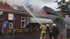Zeer grote brand in Ootmarsum
