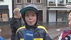 Video: Kinderen zingen tegen sluiting zwembad Glanerbrug
