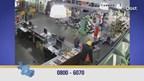 Inbrekers gefilmd bij Nemaco in Nijverdal
