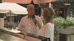 Frans Steggink laat ons zijn zelfgemaakte ijs proeven
