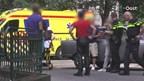 Vrouw raakt gewond bij een motorongeluk in Balkbrug
