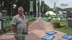 Bertus Dokter voorzitter skeelerclub Oost-Veluwe