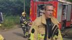 Flinke schade door brand in leegstaande woning in Hengelo