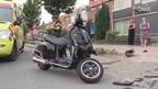 Scooterrijder raakt gewond bij botsing met auto in Hengelo