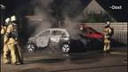 Auto uitgebrand in Holten