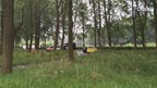 Forensisch Opsporing in Stadspark Kampen