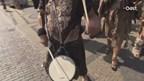 Muziek, dans en veel kostuums tijdens Brueghel