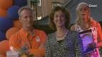 Korte samenvatting huldiging Sanne en Lieke Wevers