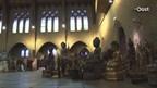 VIDEO: Boeddha en Jezus samen in Deventer Vianneykerk