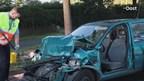 Ongeluk op de N349 bij Albergen