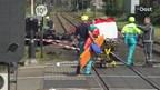 Aanrijding met trein in Twello