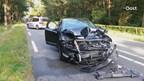 Ongeluk op N346 bij Goor