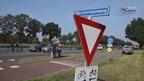 Schade en een gewonde bij botsing in Daarlerveen