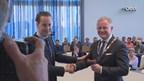 Burgemeester Gerritsen geïnstalleerd in Almelo