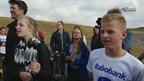 Yorick de Groot (12) is Nederlands kampioen Dikke Banden Race