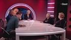 Frans Bauer fans Gerry Alink uit Losser en Diny Gijzen bij Overijssel Vandaag