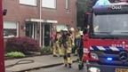 Brandweer blust kekenbrand in Oldenzaal