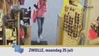 Jonge vrouw steelt nagellak bij Etos in Zwolle