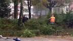 Politie bezig met sporenonderzoek