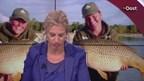 Lizette Beunders klaar voor Olympisch vissen