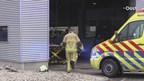 Persoon bekneld in wasstraat Enschede