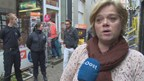 Overlast door fietsers en brommers in de binnenstad van Zwolle