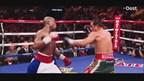 De Zwolse Salaysa van den Bos traint in Amerika bij bokslegende Floyd Mayweather