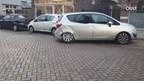 Auto's botsen op elkaar in Hengelo
