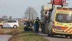 Ongeval aan de Groene Steeg in Genemuiden