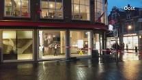 KFC in Enschede ontruimd na stormschade