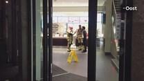 KFC ontruimd na stormschade