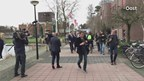 Mark Rutte neemt NPb-Schijf van Vijf in ontvangst