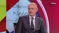 Burgemeester van Velthuizen in Overijssel Vandaag
