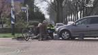 Fietsster gewond na botsing in Lutten