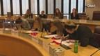 Leerlingen Landstede spelen democratiespel in raadszaal van Zwolle