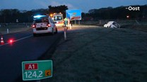 Ongeval A1 Holten