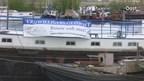 Stichting zoekt dringend vrijwilligers voor bouw vakantieschip