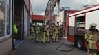 Brand in afzuiginstallatie van bedrijf in Hengelo