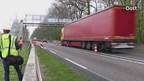 Tijdelijke brug geplaatst bij Rheeze vanwege werkzaamheden ombouw N34