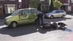 Motorrijder gewond in Enschede