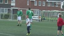 De laatste wedstrijd van de Enschedese Boys
