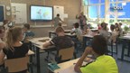Basisschool De Triangel in Hengelo gaat staken op haar eigen manier