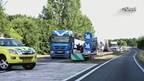 Aanrijding met twee auto's op N36 bij Almelo