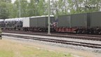 Lekkende treinwagon in Oldenzaal
