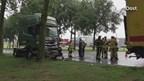 Chauffeur gewond bij ongeluk in Almelo