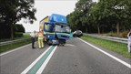 Dodelijk ongeluk op N48 bij Balkbrug
