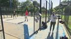 Het spelletje padel kan sinds afgelopen vrijdag in Zwolle gespeeld worden.